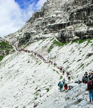 Wanderurlaub für die Gesundheit in den Kitzbüheler Alpen