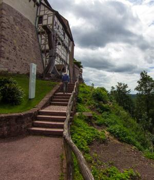 Wanderurlaub im Thüringer Wald