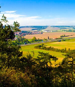 Wanderurlaub für die Gesundheit im Thüringer Wald