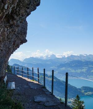 Wanderurlaub in der Zentralschweiz