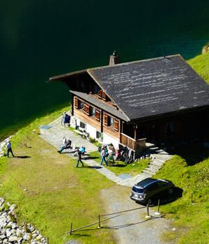 Schöne Momente im Wanderurlaub in der Zentralschweiz