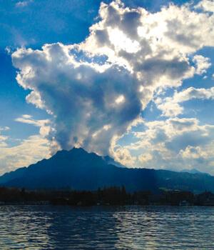 Natur genießen im Wanderurlaub in der Zentralschweiz