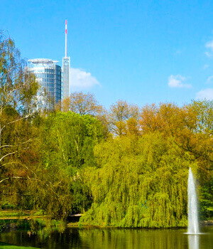 Wanderurlaub in Essen