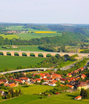 Wanderurlaub in Jena