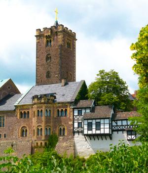 Kultururlaub in Eisenach