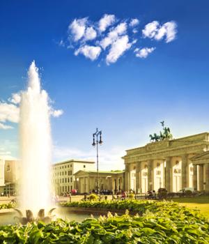 Pension in Berlin