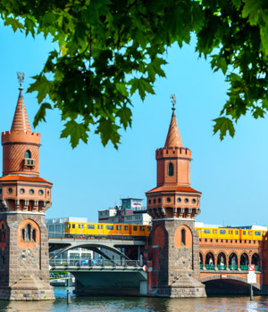 Stadturlaub in Berlin