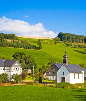 Pension im Sauerland
