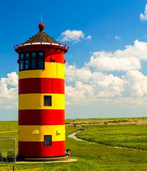 Familienurlaub in Ostfriesland