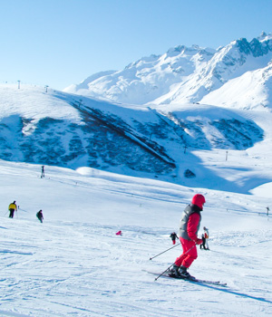 Wintersport in Reit im Winkl