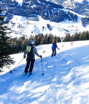Skiurlaub im Berchtesgadener Land