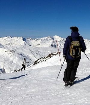 Natur genießen im Skiurlaub im Fichtelgebirge