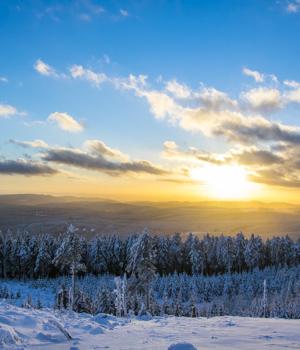 Skiurlaub im Fichtelgebirge