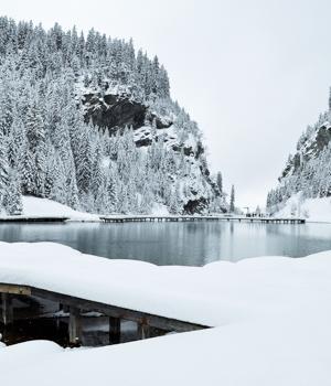 Ferienspaß im Skiurlaub im Fichtelgebirge