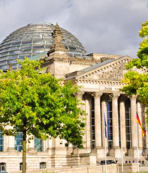 Sehenswürdigkeiten in Berlin erkunden