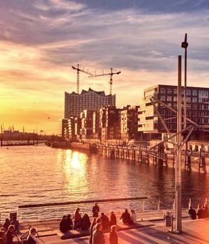 Sehenswürdigkeiten in Hamburg erleben