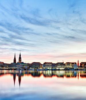 Stadt Hamburg erkunden