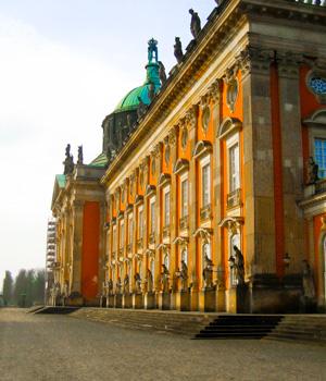 Sehenswürdigkeiten in Potsdam