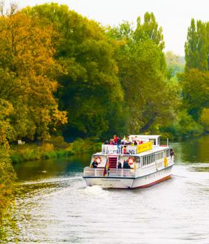 Romantische Städtereise nach Potsdam