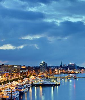 Städtetrip nach Kiel
