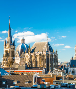Tolle Momente in Aachen
