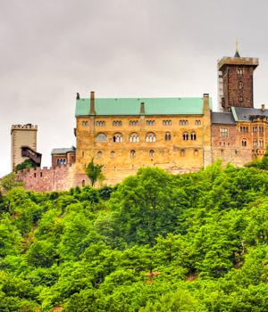 Sehenswürdigkeiten in Eisenach