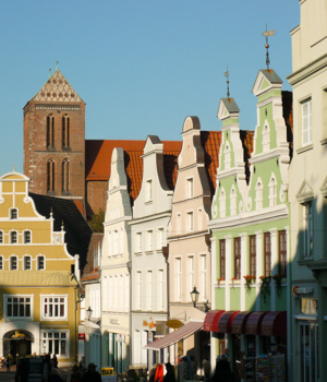 Städtetrip nach Wismar