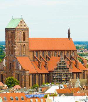 Sehenswürdigkeiten in Wismar