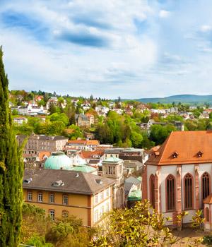 Sehenswürdigkeiten in Baden-Baden