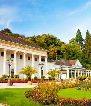 Tolle Momente in Baden-Baden