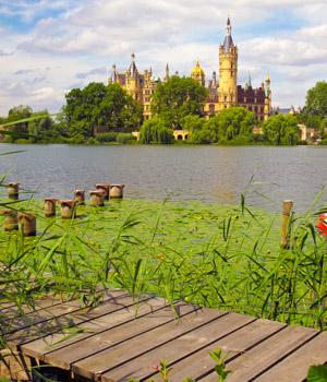 Städtereise nach Schwerin