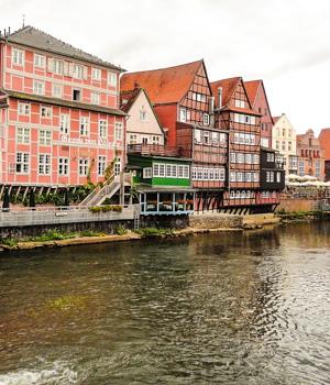 Natur genießen während der Städtereise in Lüneburg