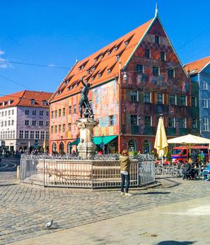 Städtereise nach Augsburg