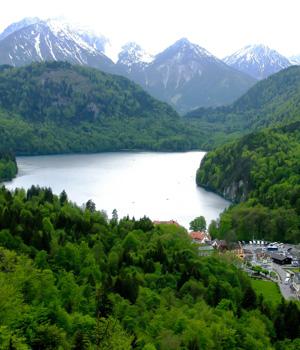 Natur genießen im Wanderurlaub in Bayern