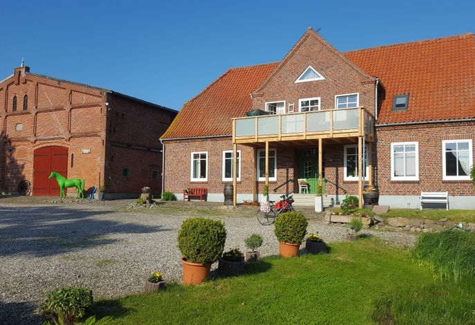 Ferien- & Reiterhof Ogriseck Ferienwohnung Südstrand