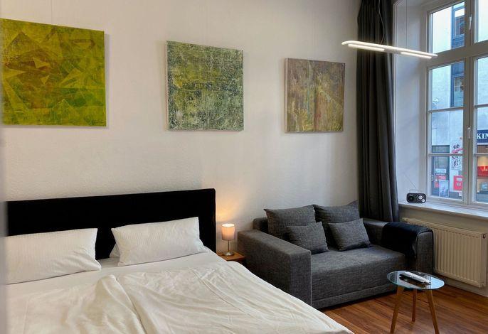 Exklusives Cityappartement im Herzen von Wismar - 135