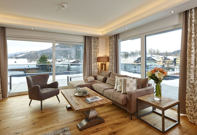 A-VITA living Penthouse mit 4 Schlafzimmer