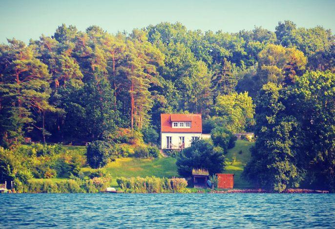 Ferienhaus SeeWaldMeer am Pinnower See