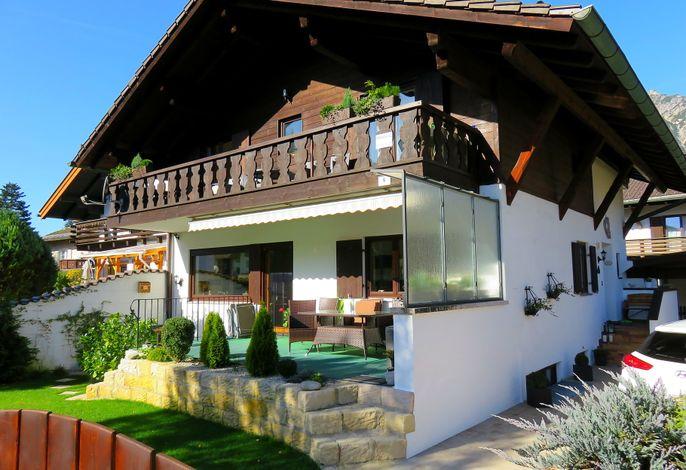 Ferienwohnung Ariane - Garmisch-Partenkirchen / Zugspitzland