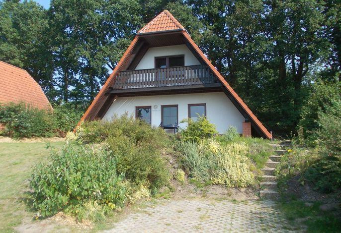 Finnhäuser am Vogelpark - Haus Brigitte