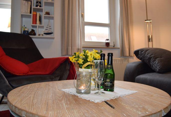 Mecklenburg, Undine und Jens: Ferienwohnung