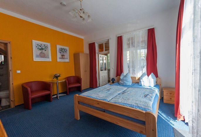 Alte Strandvogtei Sellin, Ferienappartement 1, direkt im Herzen vom Ostseebad Sellin