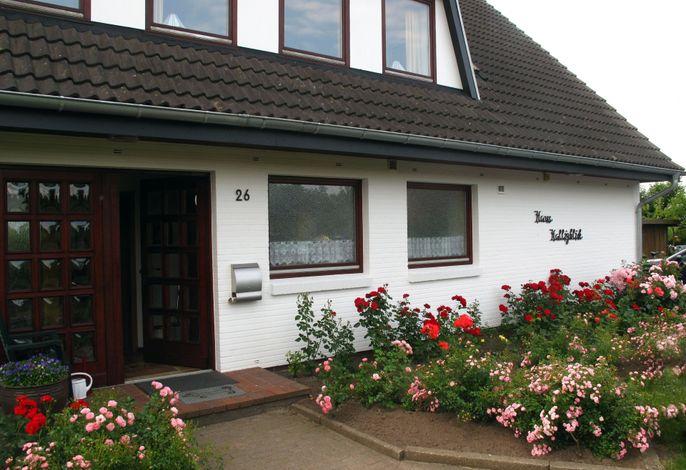 Haus Halligblick, Ferienwohnung Oland