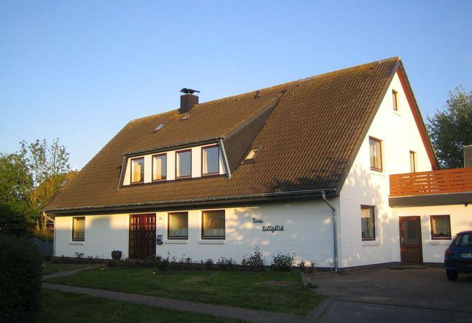 Haus Halligblick, Ferienwohnung Hamburger Hallig