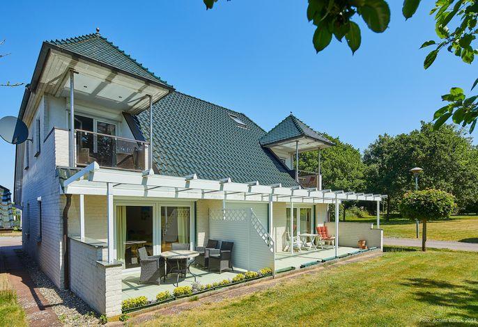 Ruhiges Wohnen nahe Einfelder Badesee - Haus Waldeck