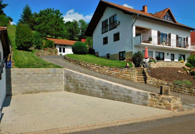 Ferienwohnung Gräff- Meddersheim, wo das Nahetal am schönsten ist