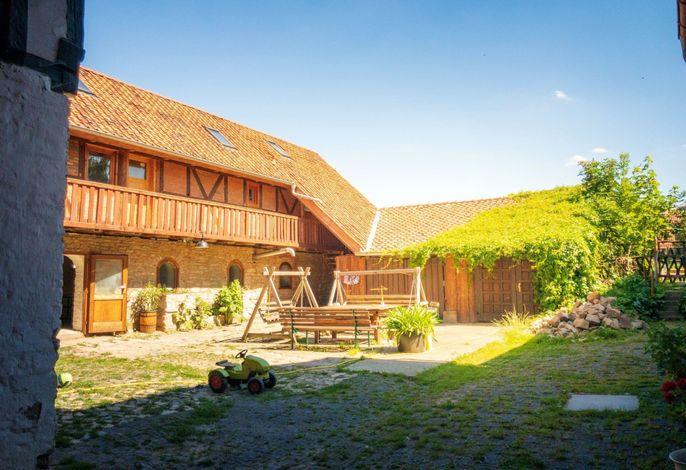 Bauernhof Lisa - Offenstall