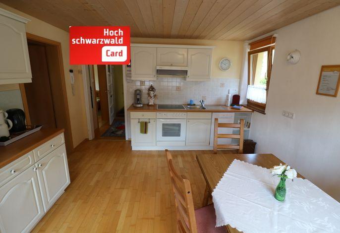 Ferienwohnung Post OG 2 im Haus Post - für 2-4 Personen am Fuße des Feldbergs