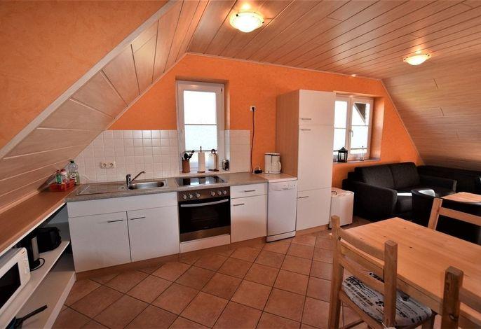 Berger Gästehaus links