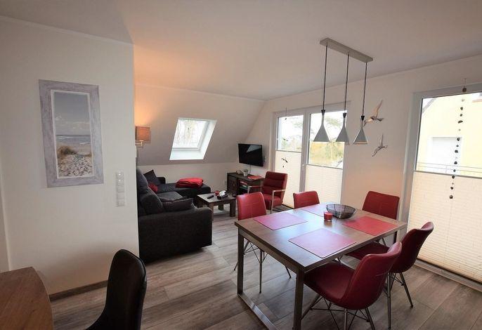Ostseeblick Laue Wohnung 8 H